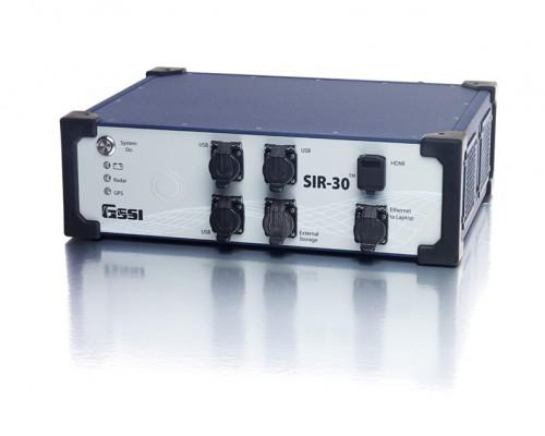 SIR3O - Unité de contrôle géoradar GPR
