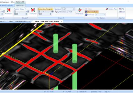 Radan 7 pour StructureScan