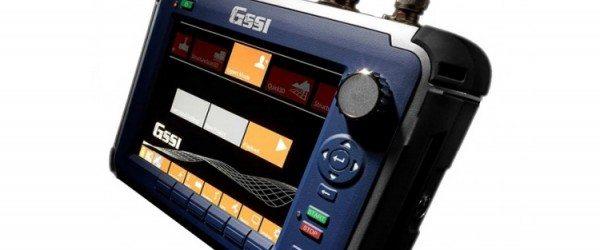 SIR4000 GSSI control unit