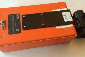 Antenne géoradar 900 MHz