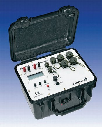 TIGRE - Tomographie électrique