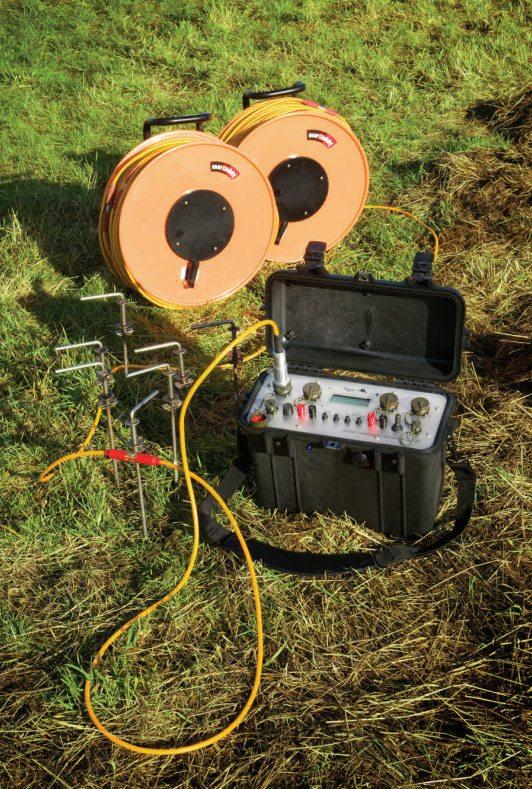 TIGRE - Sondages et panneaux électriques