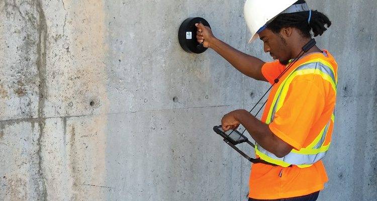 Giatec iCOR - Analyse de la corrosion