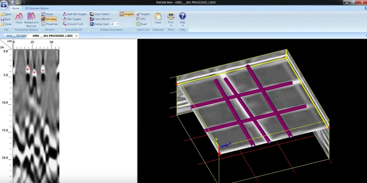 StructureScan LT - Vidéo RADAN 7 3D
