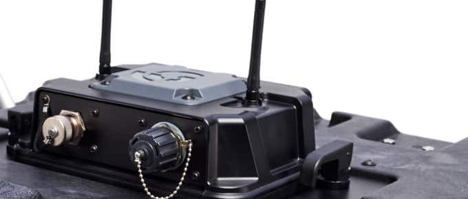 Antenne géoradar sans-sil 200 MHz GSSI